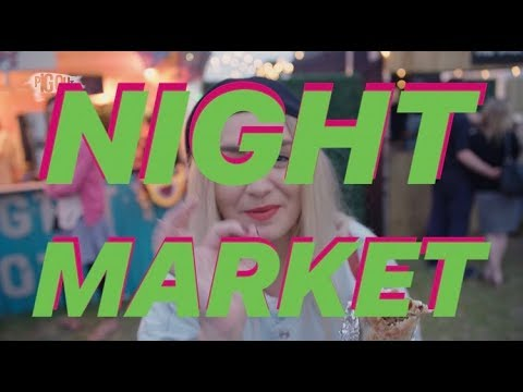 PIG OUT at Evening Standard's Night Market - London Street Food   [EPISODE #3]