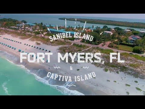 Florida Travel: Tour Fort Myers, Captiva & Sanibel Islands