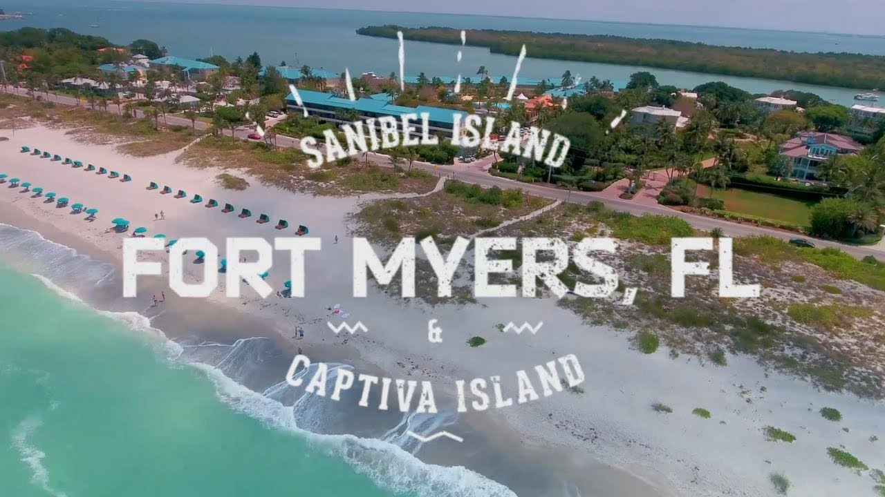 Florida Travel Tour Fort Myers Captiva Sanibel Islands