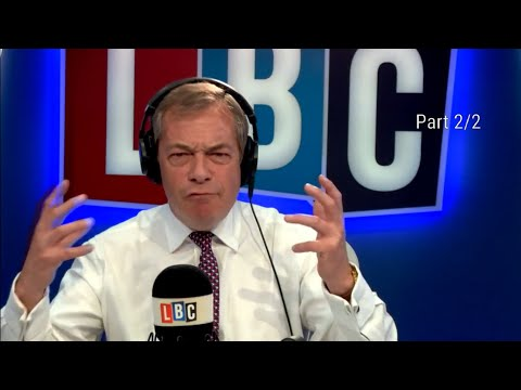 The Nigel Farage Show: Enoch Powell's 'Rivers of blood' Speech 50 years on 2/2 LBC - 22nd April 2018