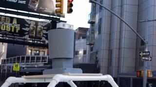 Self Driving Google Car First Ever Test Drive in Manhattan
