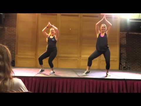 Marilyn MonroePharrell  Choreographed by Melissa Cooper & Emily Chadwick