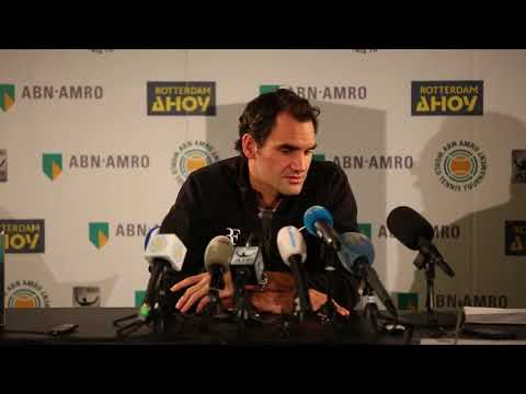 "Federer full press conference after coming back to No.1: ""It's really big"""
