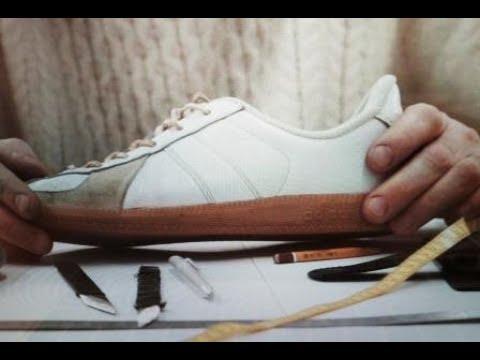 Обувь своими руками видео