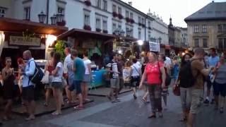 Vlog Выходные в Кракове, фестиваль вареников и немного уроков муз.литературы