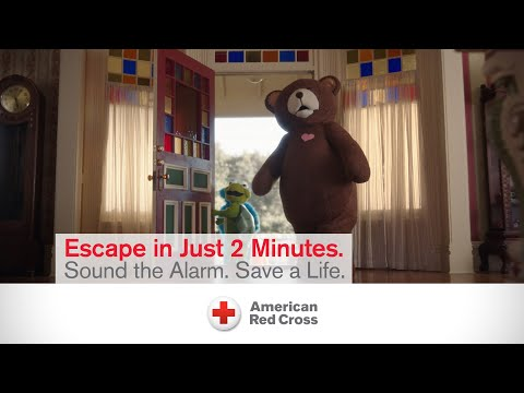 Escape in Just 2 Minutes. Sound the Alarm. Save a Life.
