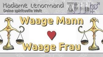 Waage Mann & Waage Frau: Liebe und Partnerschaft