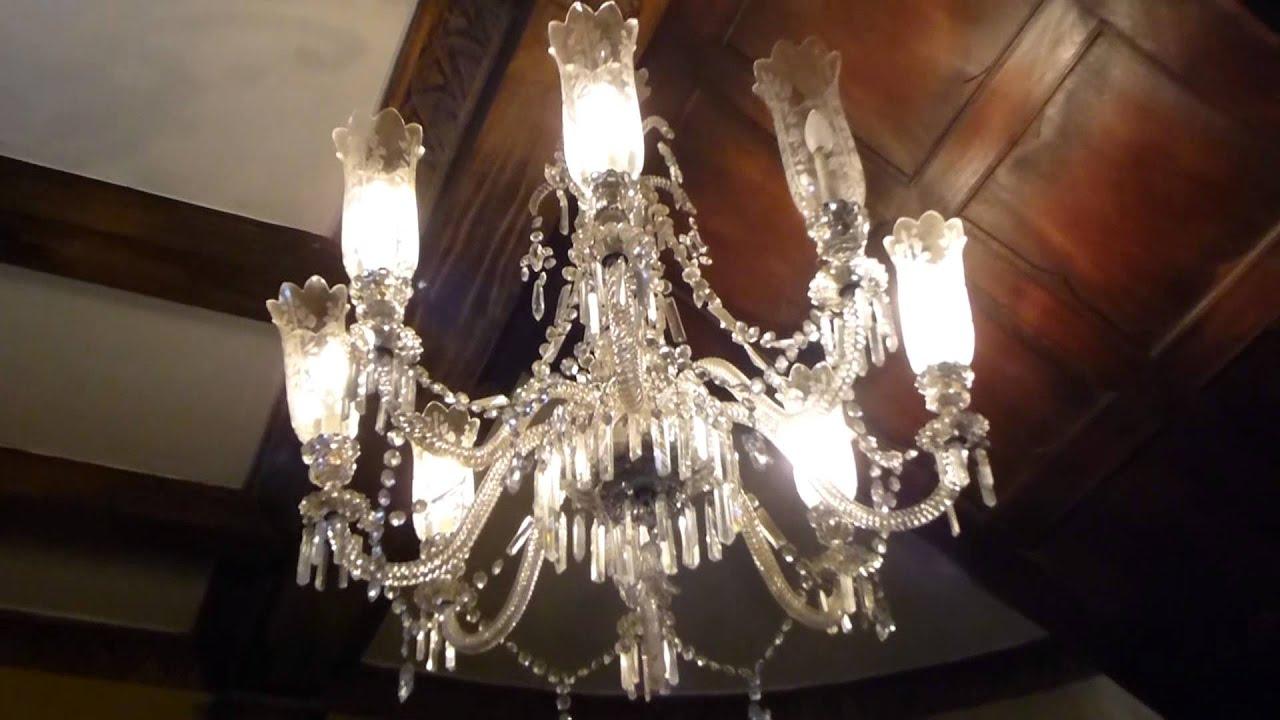 5864 lampara colgante antigua 3 raw objetos de una - Lamparas antiguas de techo ...