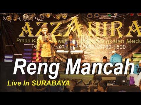 AZZAHIRA -  Reng Mancah, Live in SURABAYA