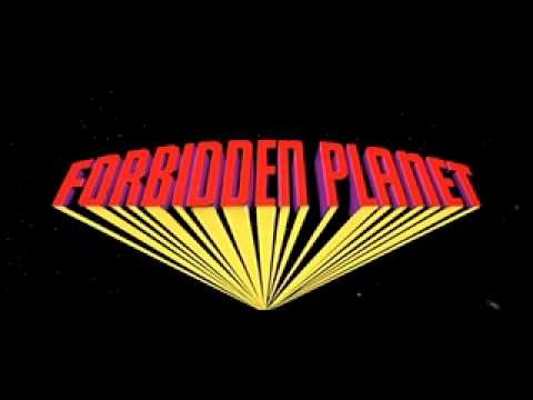 FORBIDDEN PLANET Soundtrack - a) Main Titles - Overture - b) Giant Footprints In The Sand