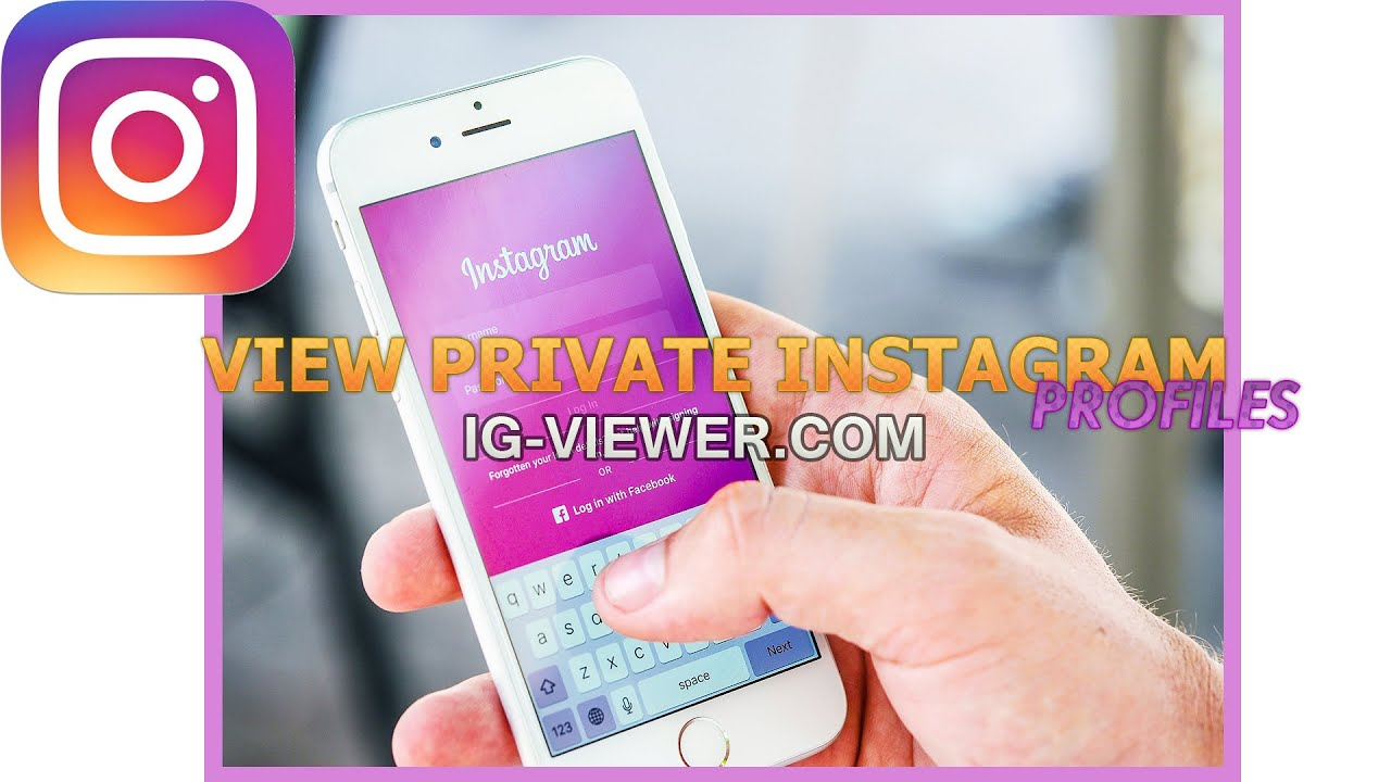 Instagram Web Viewer - View any instagram private profile (2019)