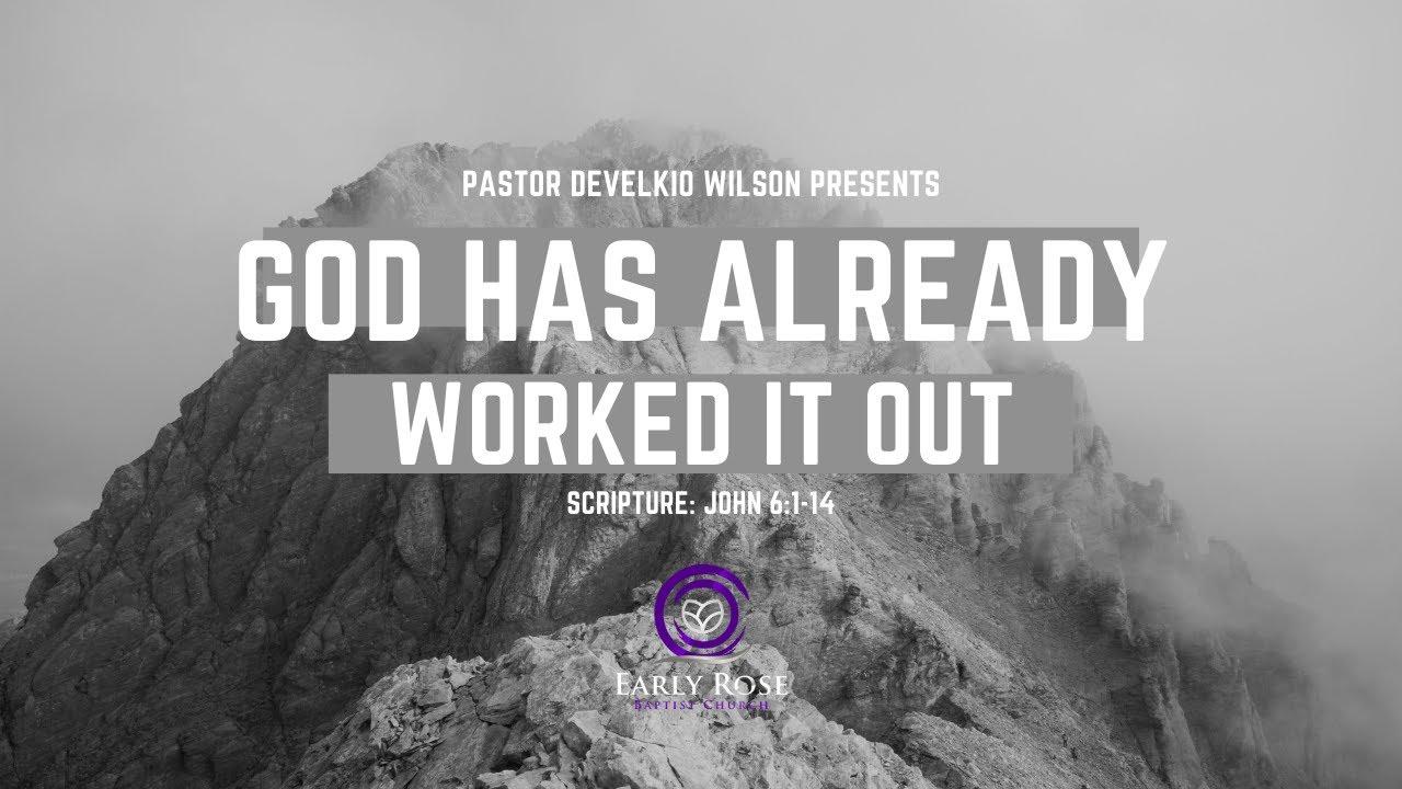 Sunday Worship & Word Broadcast