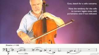 Orchestration 101: The String Section - 19. Glissando and Portamento