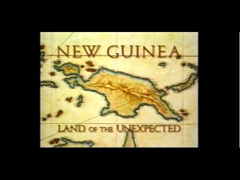 New Guinea: Land