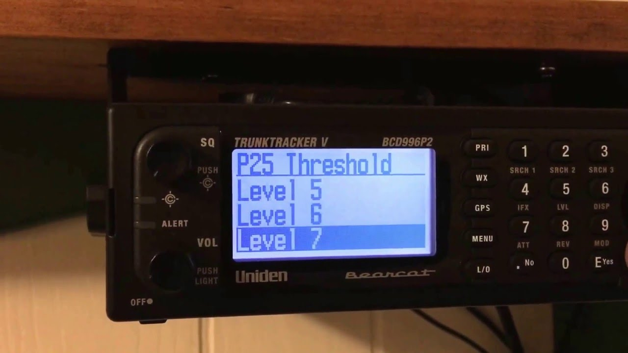 BCD996P2 Police Scanner    Tricks to hear your county a little better