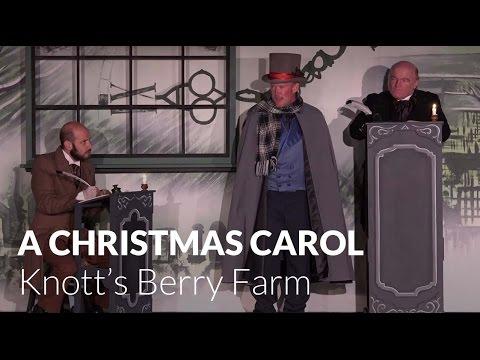 A Christmas Carol (Full Show) - Knott's Berry Farm