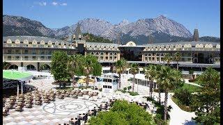 Обзор отеля Amara Prestige 5*. Средиземноморский регион, Кемер, Гейнюк. Турция.