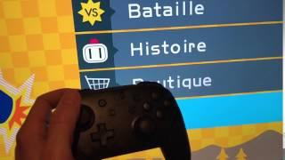 Nintendo Switch, un problème avec les manettes ?