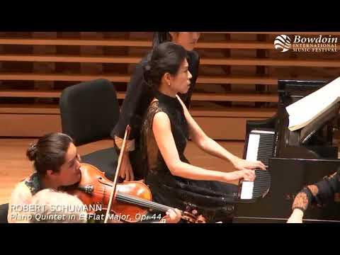 Schumann Piano Quintet Op  44