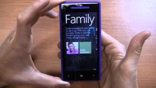 HTC Windows Phone 8X Review Part 2