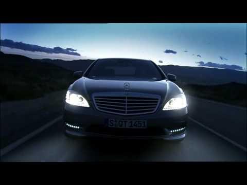 New Mercedes S-Class 2010 Adaptive Highbeam Assist