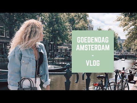 ENDLICH SIND WIR WIEDER DORT😍 - Amsterdam Vlog