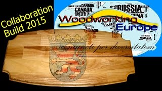 Woodworking Europe - Collaboration Build 2015