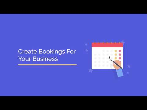 Booking Commerce - Online Booking and Appointment Scheduling Software