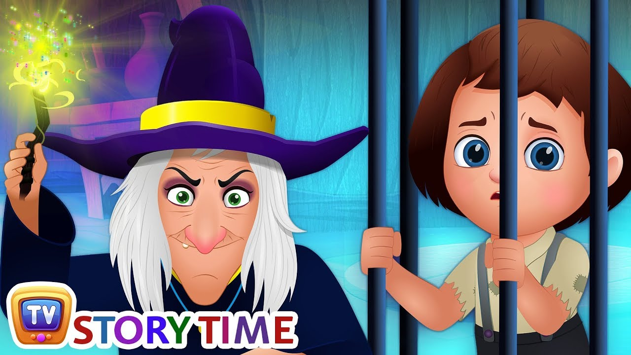 Download Hansel & Gretel - ChuChu TV Fairy Tales and Bedtime Stories for Kids