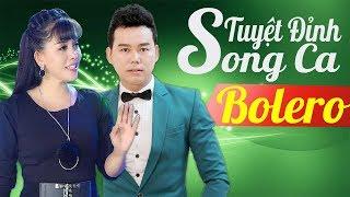 Tuyệt Đỉnh Song Ca Hồng Quyên Thanh Vinh - LK Nhạc Vàng Bolero Hay Nhất 2019