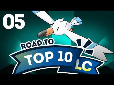 Pokemon Showdown Road to Top Ten: Pokemon Sun & Moon LC w/ PokeaimMD #5