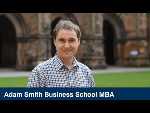 MBA Interview with the Adam Smith Business