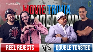 SchmoesCenter: Reel Rejects vs Double Toasted