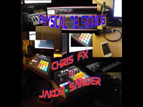 Chris Fx & Jakob Sander   Light'n'Nice Mix2013 01 05