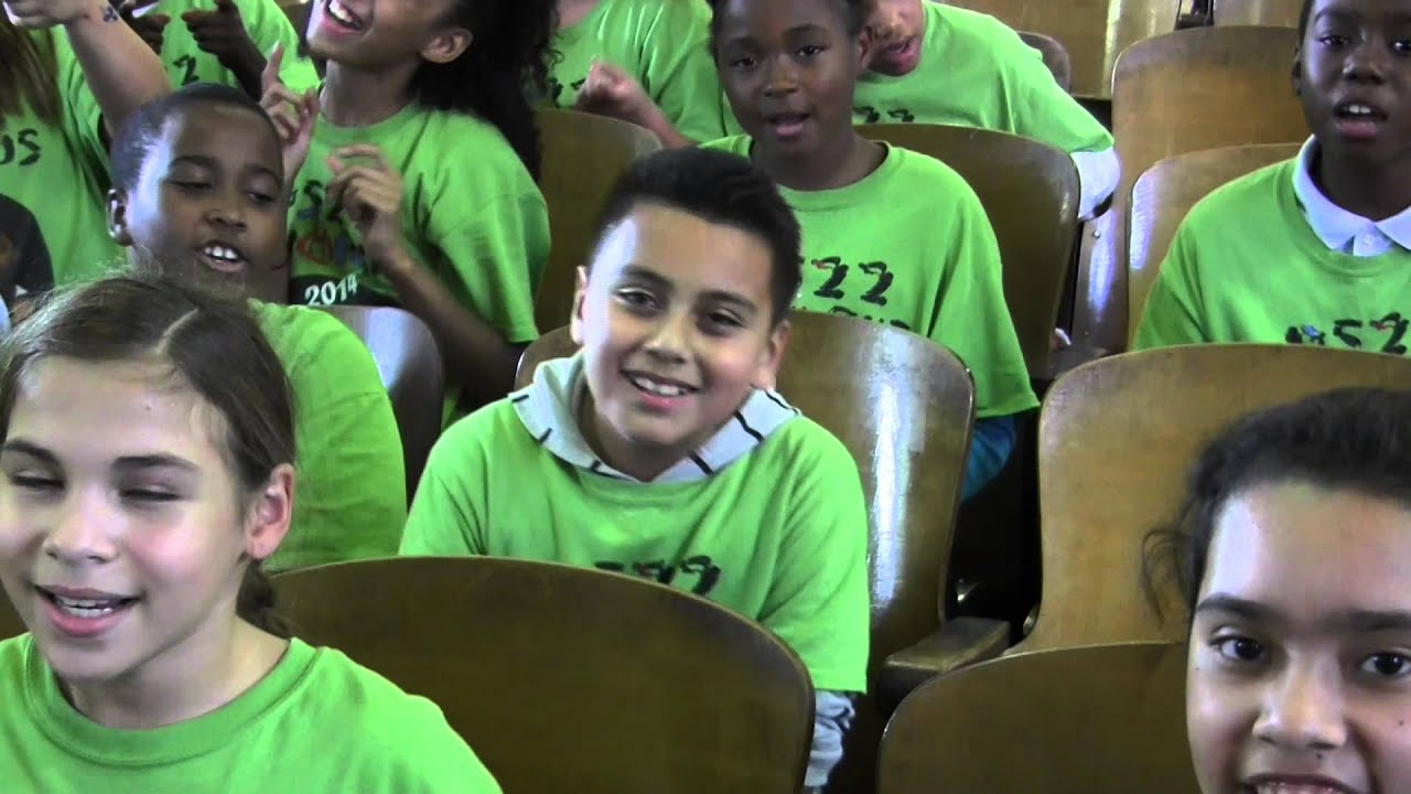New City Kids at PS 22 - chicpeaJC