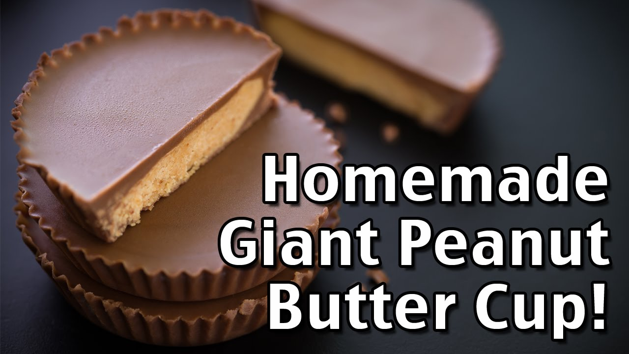 Giant Reese S Peanut Butter Cup Cake