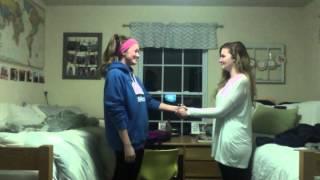 Task Analysis: How to greet someone