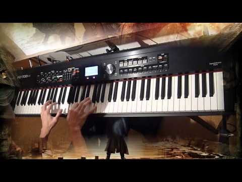 The Last Goodbye - Billy Boyd | The Hobbit: The Battle Of The Five Armies | Piano + Sheet Music
