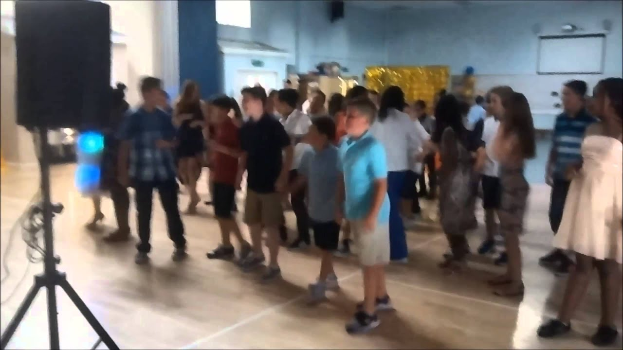 Larkswood Primary School Prom 2015 Dance Moves