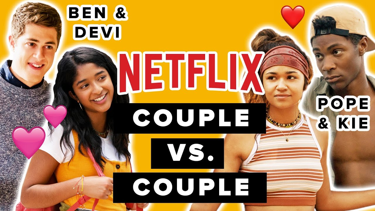 Download Which On-Screen Netflix Couple Knows Each Other Best IRL?