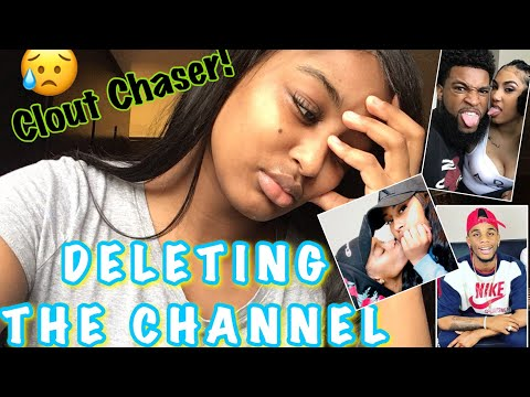 IM DELETING THE CHANNEL, I APOLOGIZE TO PERFECTLAUGHS, QUEEN, & TREY! WE DID IT FOR CLOUT!