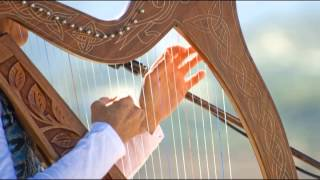�������� ���� Harp Music Tibetan - Celestial Relaxing 432 hz Strings Solo Playlist for Study, Concentrate and Yoga ������