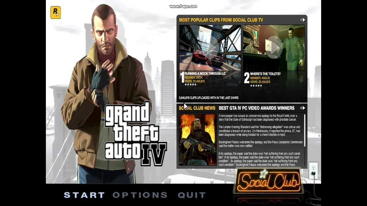 how to download gta 4 for free on mac