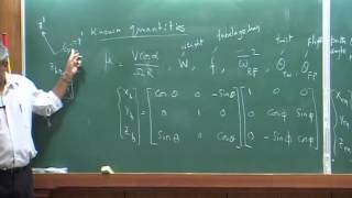 Mod-01 Lec-18 Introduction to Helicopter Aerodynamics and Dynamics