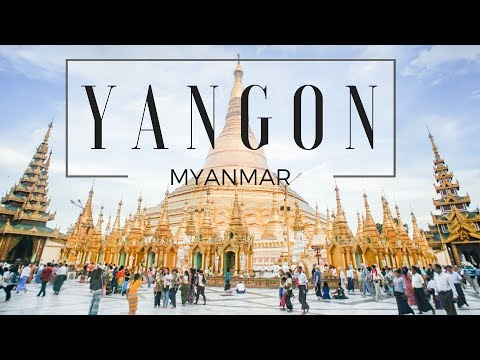 Fun things to do in Yangon, Myanmar (2 day itinerary)