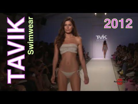 Tavik Swimwear - Miami Swim 2012 Runway Show Bikini models
