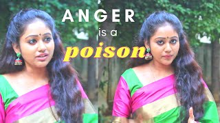 ANGER IS A POISON | MEGHNAZ STUDIOBOX | MEGHNA VINCENT | CHINNA CHINNA VANNA KUYIL | TAMIL SONG