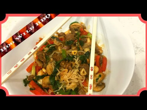 How To Make Mongolian BBQ At Home
