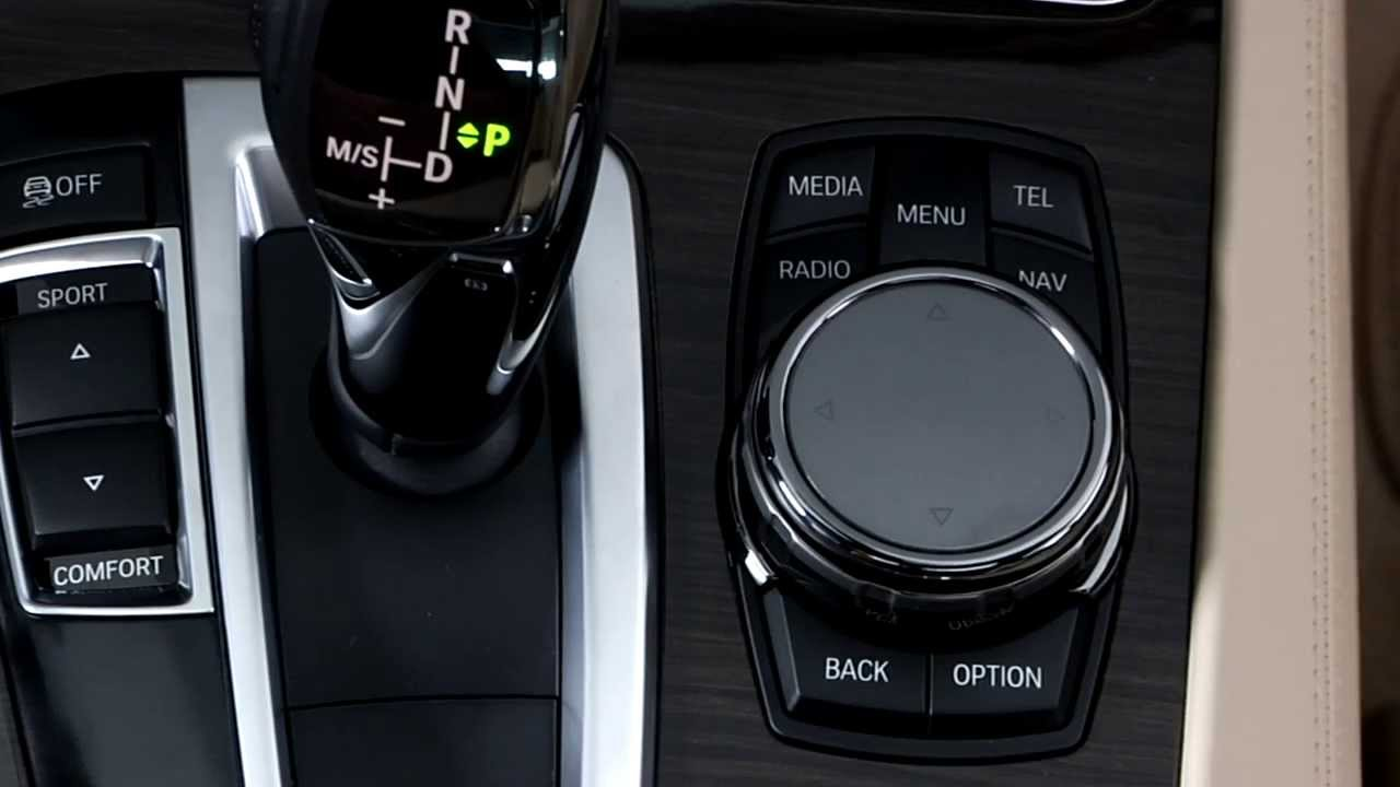 Idrive Touchpad Overview Bmw Genius How To Youtube