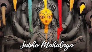 Mahalaya Whatsapp Status Video   Mahalaya Status Video   Subho Mahalaya (2019)